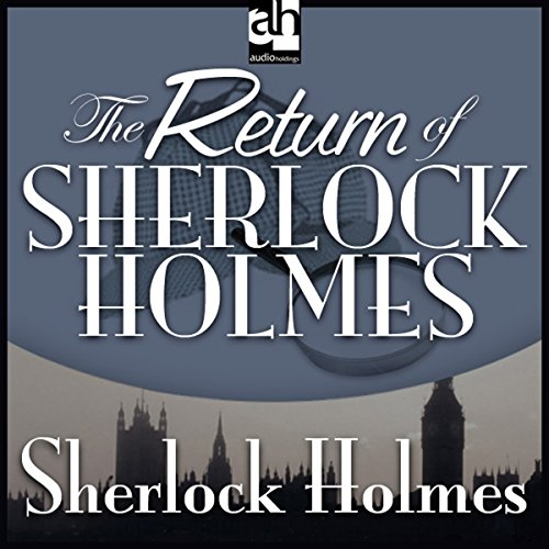 The Return of Sherlock Holmes  Audiolibri