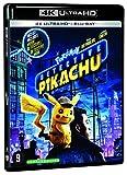 Locandina Pokémon détective Pikachu 4k ultra hd