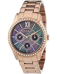 Esprit Women's Analogue Quartz Watch with Stainless Steel Bracelet – ES107782003