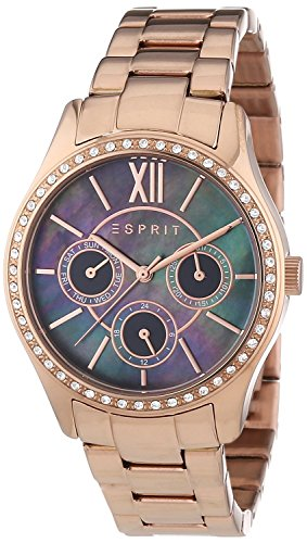 Esprit Damen-Armbanduhr Woman ES107782003 Analog Quarz