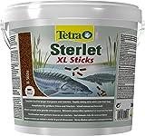 L'alimentation Tetra Pond Sterlet Sticks est un aliment complet sous forme de sticks conçu et étudié spécialement pour les amateurs d'esturgeons en bassin. Marque : TetraContenance : 1 litre,Sac de 5 litresType d'aliments : SticksConditionnement : So...