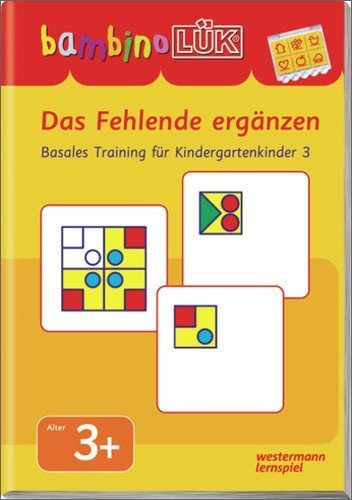 Westermann bambinoLÜK-Sets: bambinoLÜK-Set: