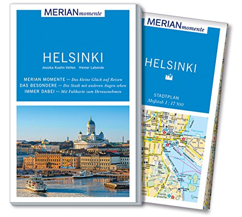 MERIAN momente Reiseführer Helsinki: Mit Extra-Karte zum Herausnehmen