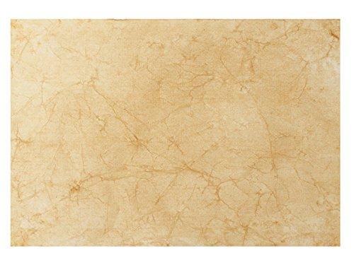 Pergament - echte Haut 20x15cm - Forum Traiani - naturbelassene fein geschliffenen Haut - Pergamentpapier