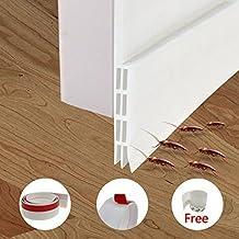 Philonext scorrimento della porta adesivo sigillante fondo della porta di spogliatura impermeabile (Type 1)