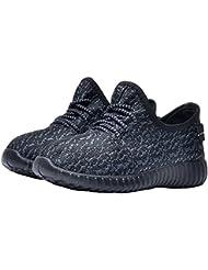 ISABELLE Chaussures de course Entrainants Unisex Fitness Chaussures de sport légères Chaussures de gymnastique de marche Unisex