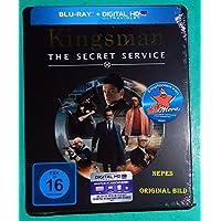 Kingsman: The Secret Service - Limited Edition Steelbook (Blu-ray + UV Copy) Blu-ray