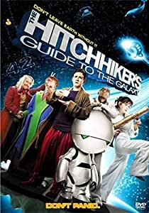 The Hitchhikers Guide to the Galaxy (2 Disc Edition) [DVD] [2005](Assoretd Cover Image)