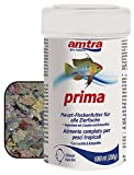 AMTRC Amtra A1048022 prima, Haupt-Flockenfutter für alle Zierfische, 1000 ml, 1er Pack (1 x 200g)