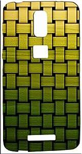 FCS Back Case For Micromax Canvas Evok E483 [Pattern-406]