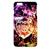 Best Design FC Arsenal Football Club Phone Case Cover For Iphone 6Plus 3D Plastic Phone Case