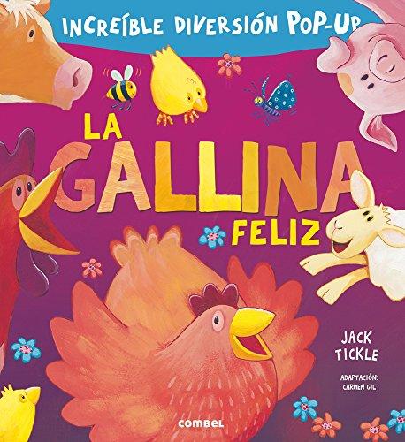 La Gallina Feliz (Libros Cu-Cu Sorpresa) por Jack Tickle