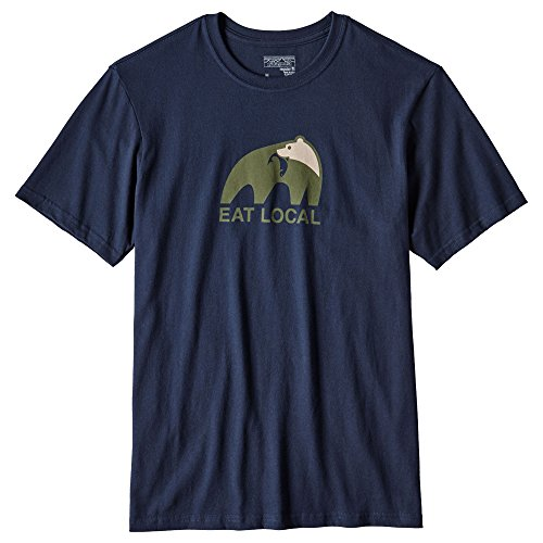 patagonia-eat-local-upstream-cotton-t-shirt-men-grosse-m-navy-blue