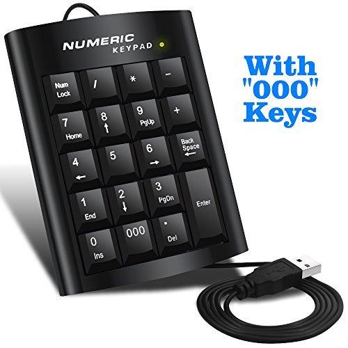 tastierino-numerico-dland-ergonomiche-usb-19-tasti-numerici-tastierino-numerico-pad-numerico-tastier