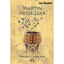 Martin Heidegger (Baía Pensamento)
