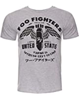 Foo Fighters Official Nothing Left To Lose Rock Tee T-Shirt Top Clothing Mens Ladies Womens Unisex