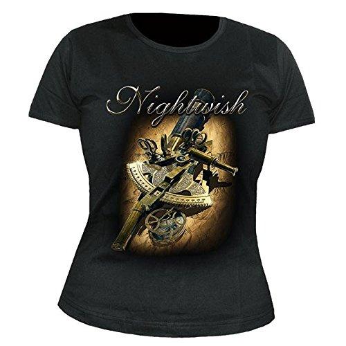 NIGHTWISH - Sextant - GIRLIE - Shirt Black
