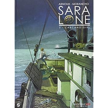 SARA LONE T02 CARCANO GIRL