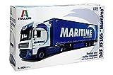 Italeri 3920-1: 24DAF XF105Trailer Maritime véhicule de Transport...