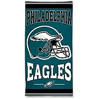 NFL Philadelphia Eagles Beach Towel, 150x 75cm by Wincraft