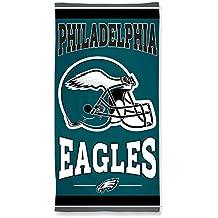 Wincraft NFL PHILADELPHIA EAGLES Fiber Beach Towel b5cef78c362