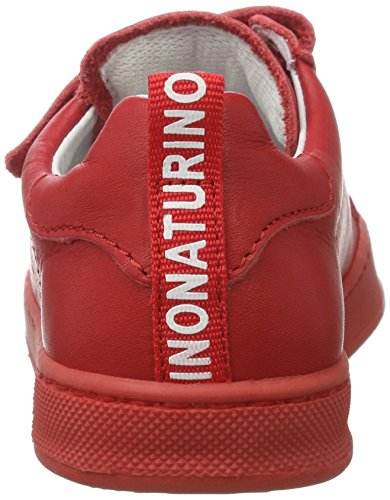 Naturino Naturino 4425 Vl, chaussons d'intérieur mixte enfant Rot (Rot)