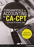 Fundamentals of Accounting for CA - CPT (Old Edition)