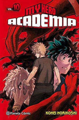 My Hero Academia nº 10 (Manga Shonen) por Kohei Horikoshi
