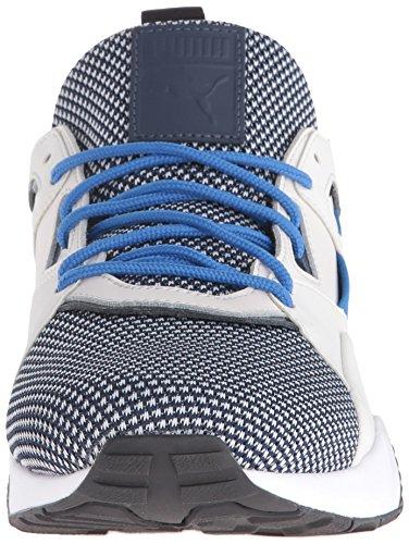 Puma Chaussettes de b.o.g Tech elliptique Chaussures Peacoat-glacier Gray