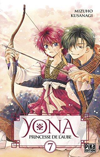 Yona - Princesse de l'Aube Vol.7 par KUSANAGI Mizuho