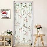 Tür vorhang/stoff vorhang/doppel-wand vorhang/küche,living room,bad vorhänge/schlafzimmer vorhang/garn vorhang-A 100x210cm(39x83inch)
