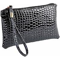 Damenhandtaschen Ronamick Frauen Krokodilleder Clutch Handtasche Tasche Geldbörse Henkeltasche HandtascheTasche Henkeltasche Umhängetasche Schultertasche