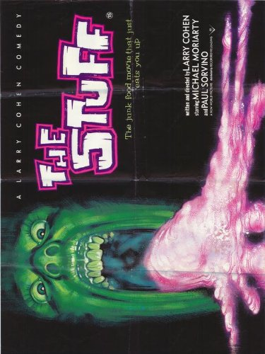 The Stuff Plakat Movie Poster (11 x 17 Inches - 28cm x 44cm) (1985) B