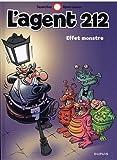l agent 212 tome 18 effet monstre