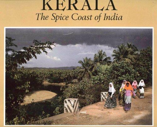 Kerala: The Spice Coast of India por Raghubir Singh