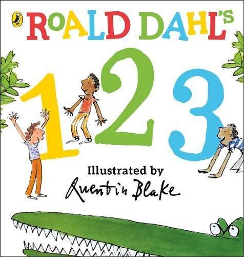 Roald Dahl's 123: (Counting Board Book) (Dahl Picture Book) par Roald Dahl