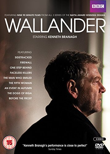 Wallander - Series 1-3 Box Set [Reino Unido] [DVD]