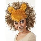 Peluca leona salvaje - One Size