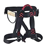 Enhanced Version Climbing Harness, Oumers Half Body Harness - Best Reviews Guide