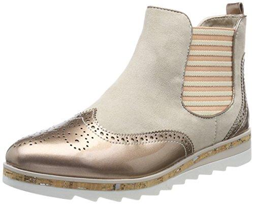 MARCO TOZZI Damen 25403 Chelsea Boots, Pink (Rose Comb), 40 EU
