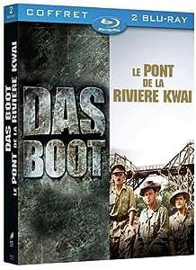 Das boot + Le pont de la rivière Kwaï [Blu-ray]