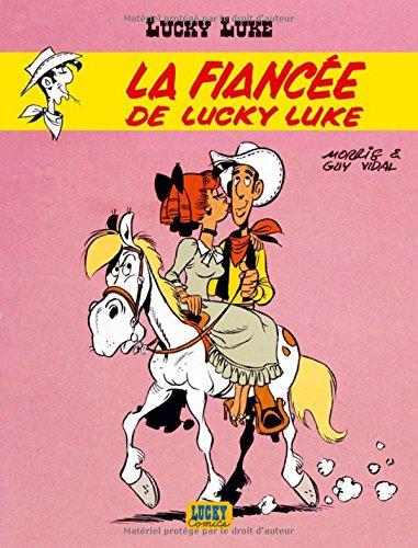 Lucky Luke, Tome 24 : La fiancée de Lucky Luke
