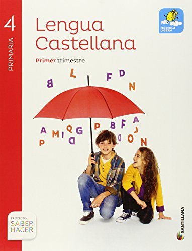 Lengua Castellana 4, Saber Hacer, pack de 3 libros: Lengua castellana 4 Primaria Saber Hacer