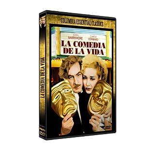 Twentieth Century (1934) - Columbia Essential Classics Region 2 PAL by John Barrymore