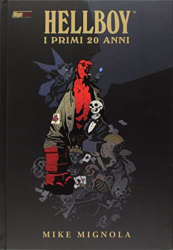 Hellboy. I primi vent'anni. Ediz. illustrata