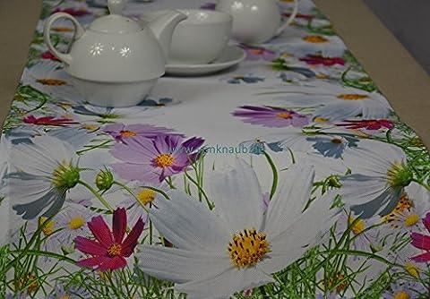 Runner Table Runner Country House Spring Flower Table Runner 40x