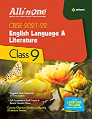 CBSE All In One English Language & Literature Class 9 for 2022