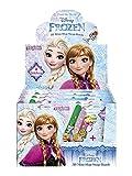 Craze Slap SNAP Bands Frozen Kinder Schnapparmband Armband Armreif für Mädchen Die Eiskönigin 53707, Buntes Klatscharmband