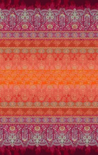 Bassetti telo, rosso, 270x270 cm