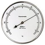 Fischer Präzis Thermometer im Edelstahlgehäuse Erzgebirge